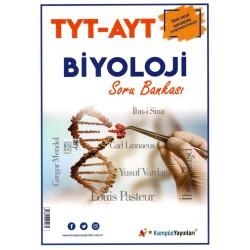 Kampüs Yayınları TYT-AYT Biyoloji Soru Bankası