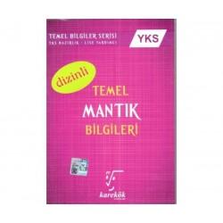 Karekök Yayınları YKS Temel Mantık Bilgileri (Dizinli)