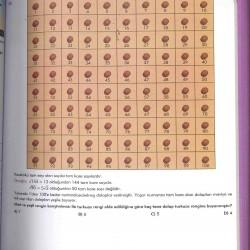 Kırmızı Beyaz LGS 8. Sınıf Son Çıkış Matematik Soru Bankası