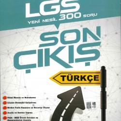 Kırmızı Beyaz LGS 8. Sınıf Son Çıkış Türkçe Soru Bankası