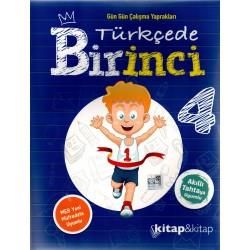 Kitap & Kitap 4. Sınıf Türkçede Birinci Çalışma Yaprakları