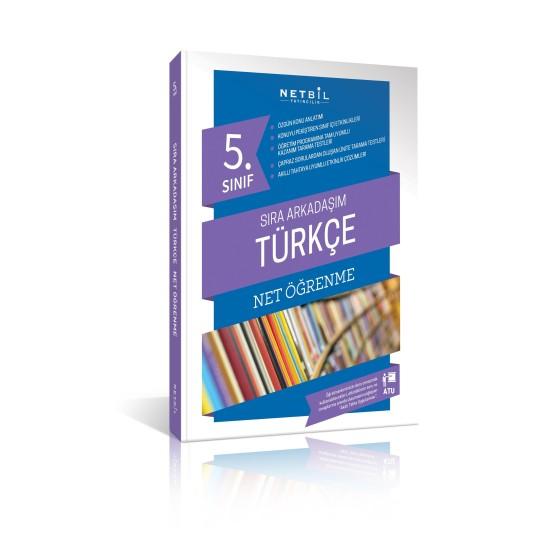 Netbil 5. Sınıf Türkçe Sıra Arkadaşım Net Öğrenme