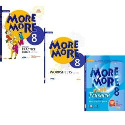 Kurmay ELT More 8. Sınıf Fenomen Test + Star Words Power + Practice Book Seti 3 Kitap
