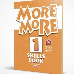 Kurmay ELT More More 1. Sınıf Skills Book