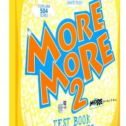 Kurmay ELT More And More 2. Sınıf Worksheets Test Book 2021