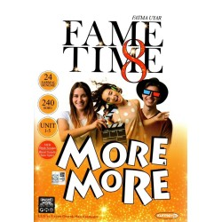 Kurmay ELT More And More 8. Sınıf Fame Time