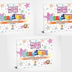 Kurmay More Okul Öncesi English Stardust Preschool Level 3 Seti 3 Kitap