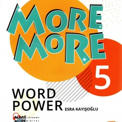 Kurmay ELT More And More 5. Sınıf English Word Power 2021