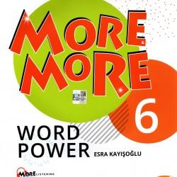 Kurmay ELT More And More 6. Sınıf English Word Power 2021