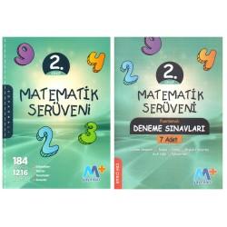 Martı Yayınları 2. Sınıf Matematik Serüveni + 7' li Deneme
