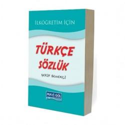 Mavi Göl Yayınları İlköğretim İçin Türkçe Sözlük