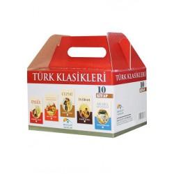 Maviçatı Yayınları Türk Klasikleri Kitap Seti 10 Kitap