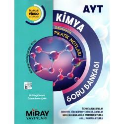 Miray Yayınları AYT Kimya Soru Bankası