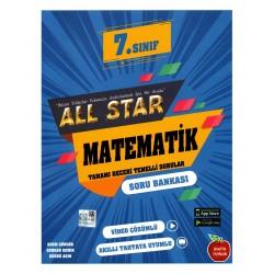 Newton Yayınları 7. Sınıf All Star Matematik Soru Bankası