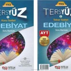 Nitelik Yayınları AYT Edebiyat Tersyüz Soru Bankası