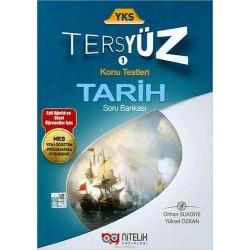 Nitelik Yayınları TYT/AYT Tarih Tersyüz Soru Bankası