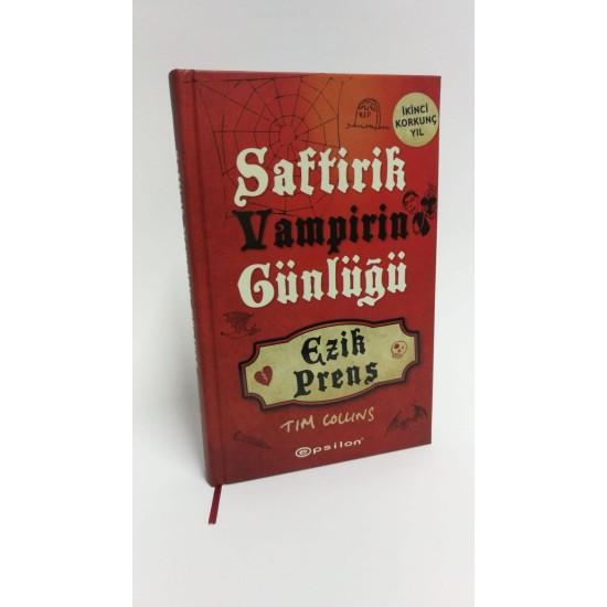 Wimpy Kid Saftirik Vampirin Günlüğü 2 - Ezik Prens / Tim Collings