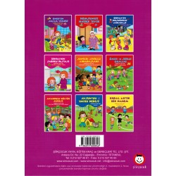 Şiir Çocuk Okul Öncesi Adalet Oyunu Hikaye Kitabı