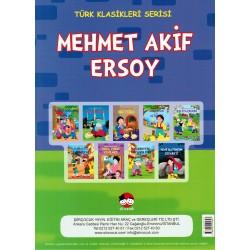 Şiir Çocuk Okul Öncesi Mehmet Akif Ersoy Hikaye Kitabı