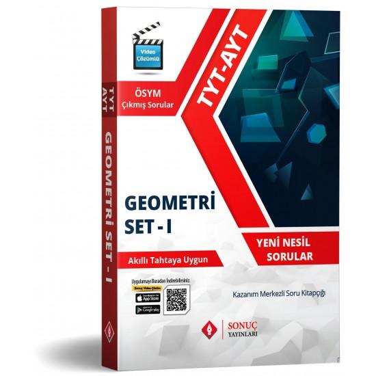 Sonuç Yayınları TYT/AYT Geometri Modüler Set-I