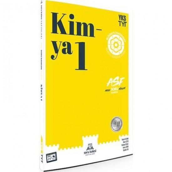 Soru Kalesi Kimya-1 ASF TYT Soru Bankası