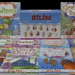 5 Renk Yayınevi Doğu-Batı Bilim Serisi Hikaye Seti 10 Kitap