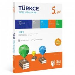 Teas Press Yayınları 5. Sınıf Türkçe Soru Bankası