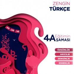 Teas Press Eğitimin 4 Aşaması 1. Sınıf Türkçe