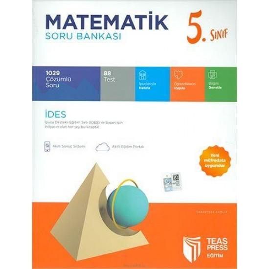Teas Press Yayınları 5. Sınıf  Matematik Soru Bankası