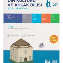 Teas Press Yayınları 6. Sınıf Din Kültürü Soru Bankası