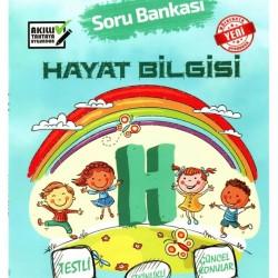 Türev Yayınları 2. Sınıf Hayat Bilgisi Soru Bankası