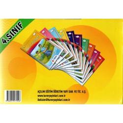 Türev Yayınları Güneşli Günler Öykü Dizisi 10 Kitap