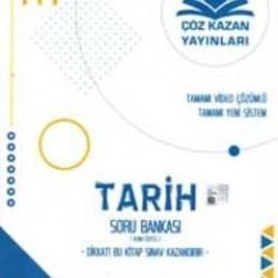 Çöz Kazan Yayınları TYT Tarih Yeni Nesil Soru Bankası