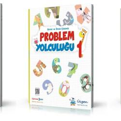 Üçgen 1. Sınıf Tüm Derslere Başarıya ve Problem Yolculuğu 3 Kitap