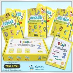 Üçgen 2. Sınıf İlkokul Yolculuğu Seti / Yeni Nesil 2020-2021