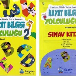 Üçgen Yayıncılık 2. Sınıf Hayat Bilgisi Yolculuğu