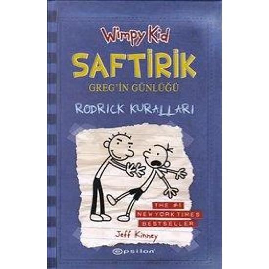 Wimpy Kid Saftirik Gregin Günlüğü Rodrick Kuralları